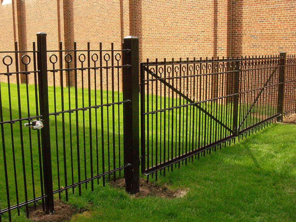 Superior Steel Erectors - Rails, Fences and Gates